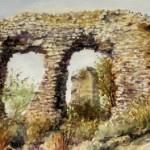 Csővár (Acsa-Penc) 2000 Akvarell