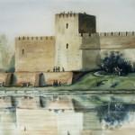 Gyula 1984 Akvarell